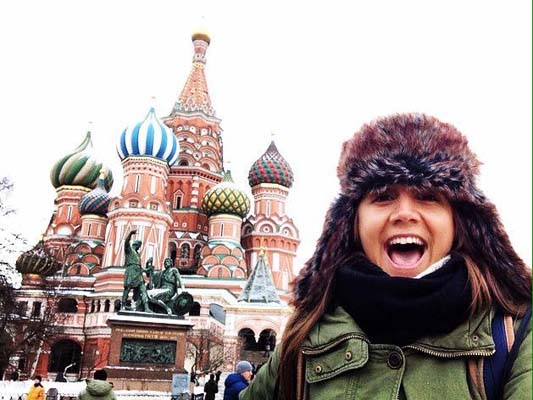 Moscow women